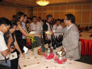 Chilean Wine Tour in Vietnam